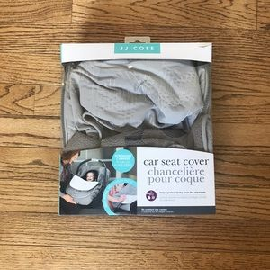 JJ COLE | Infant Car seat cover | Gray